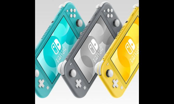 Stiže nam još jedna portable konzola - Nintendo Switch Lite! (VIDEO)