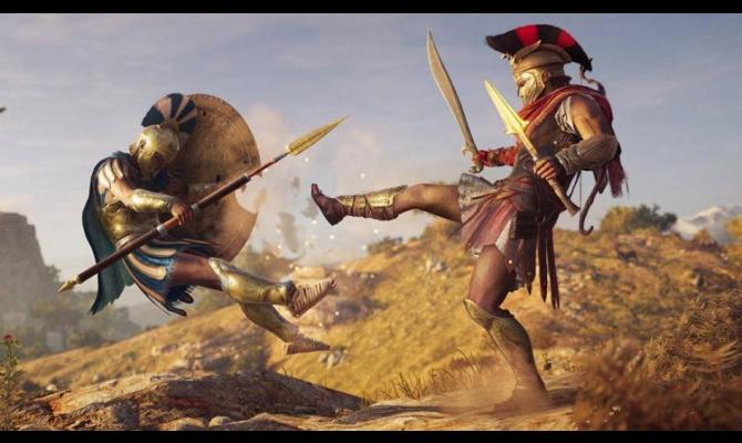 Assassins Creed ODYSSEY pre-orderi u Game Centru!!!