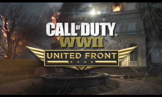 OTKRIVENA PS4 EKSPANZIJA CALL OF DUTY: WWII UNITED FRONT