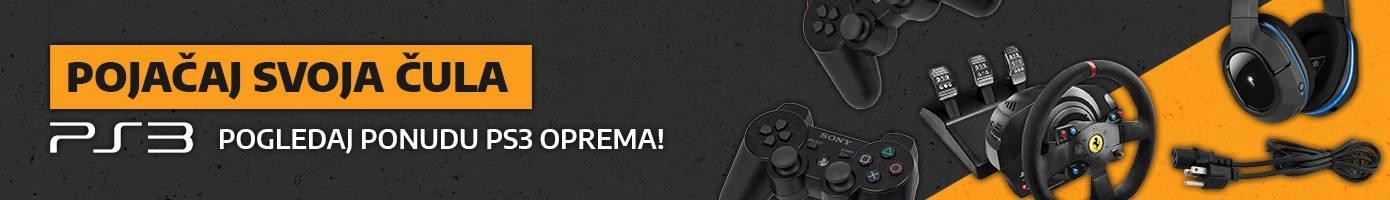PS3 oprema