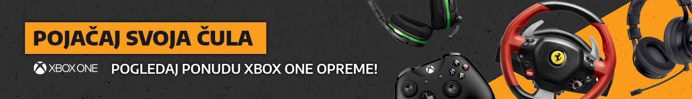XBOX ONE oprema - Game Centar