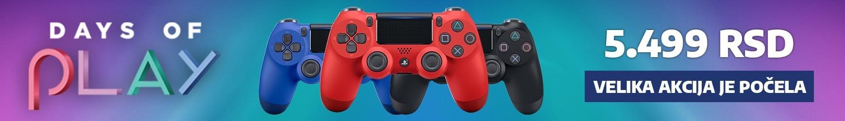 PS4 oprema