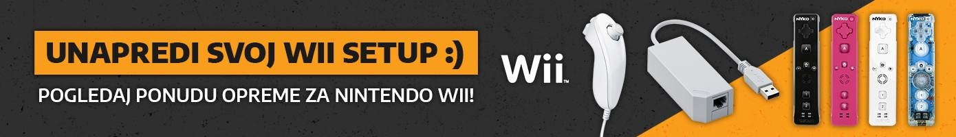 Wii oprema