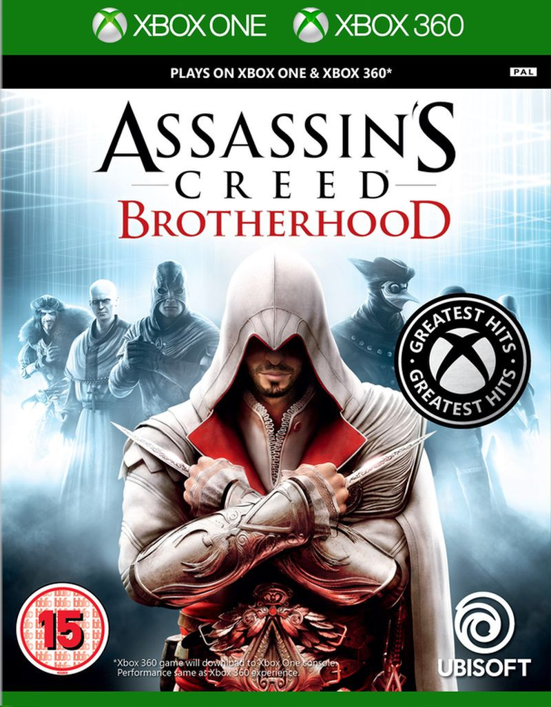 XBOX ONE Assassins Creed Brotherhood