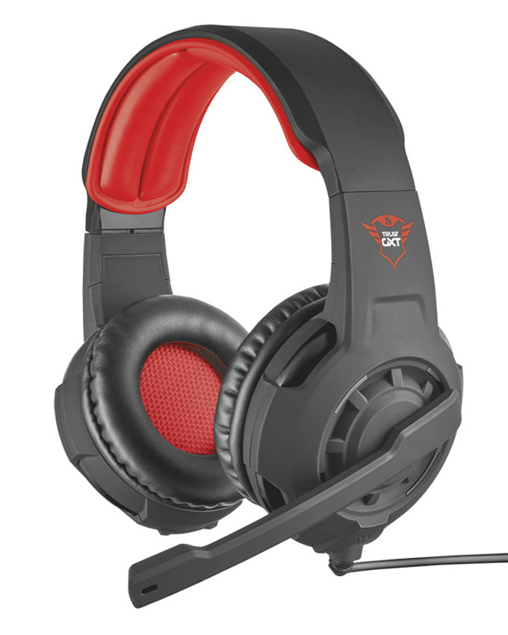 Gejmerske slušalice Trust GXT 310 Radius Black / Red
