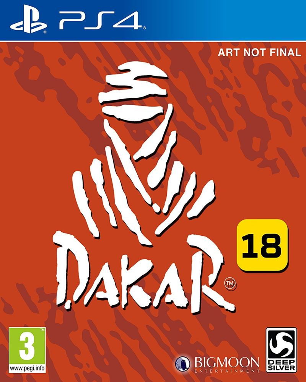 PS4 Dakar 18