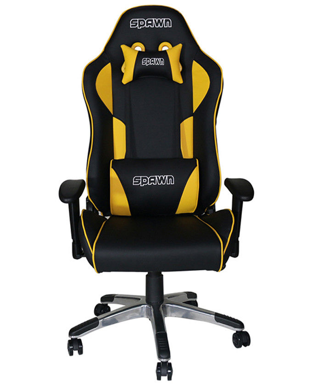 Gejmerska stolica Spawn Champion Series Yellow