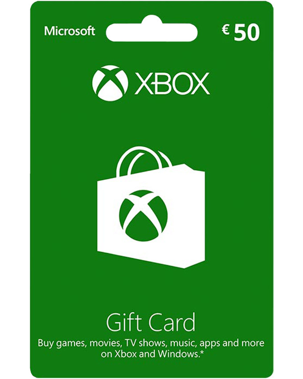€ EU XBOX Live Gift Card