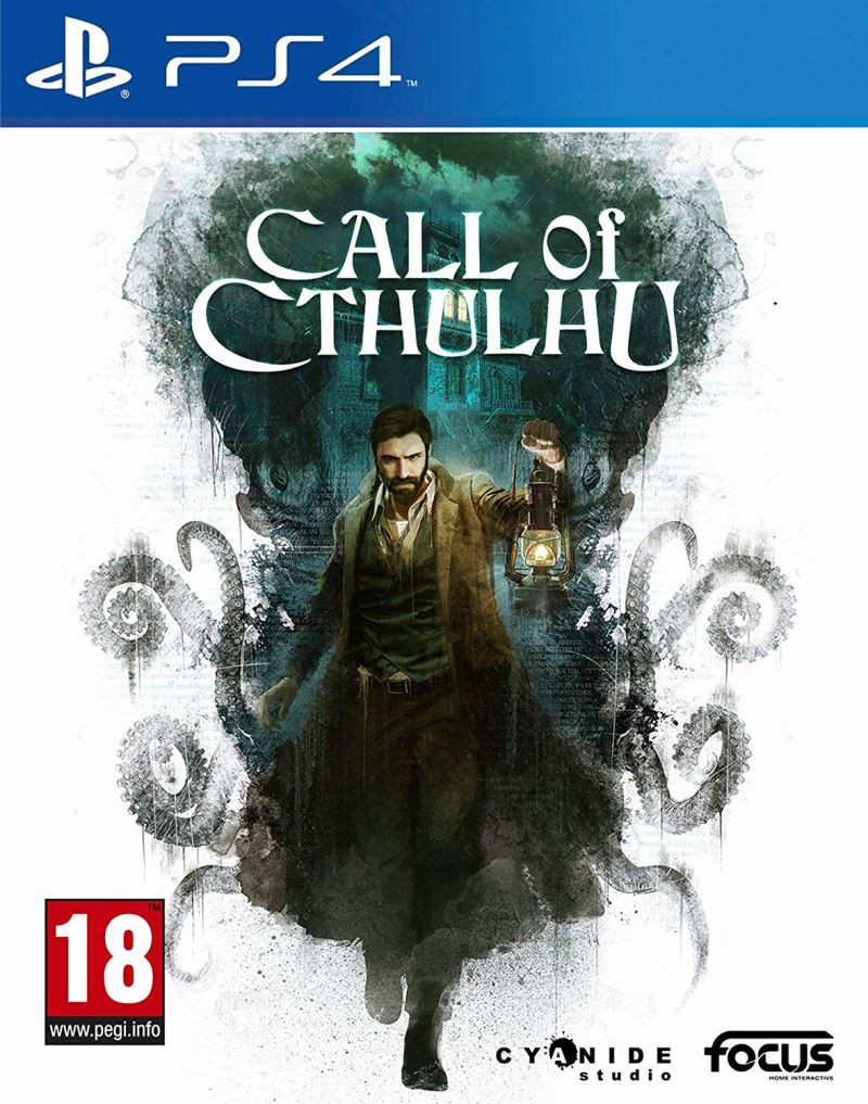 PS4 Call of Cthulhu