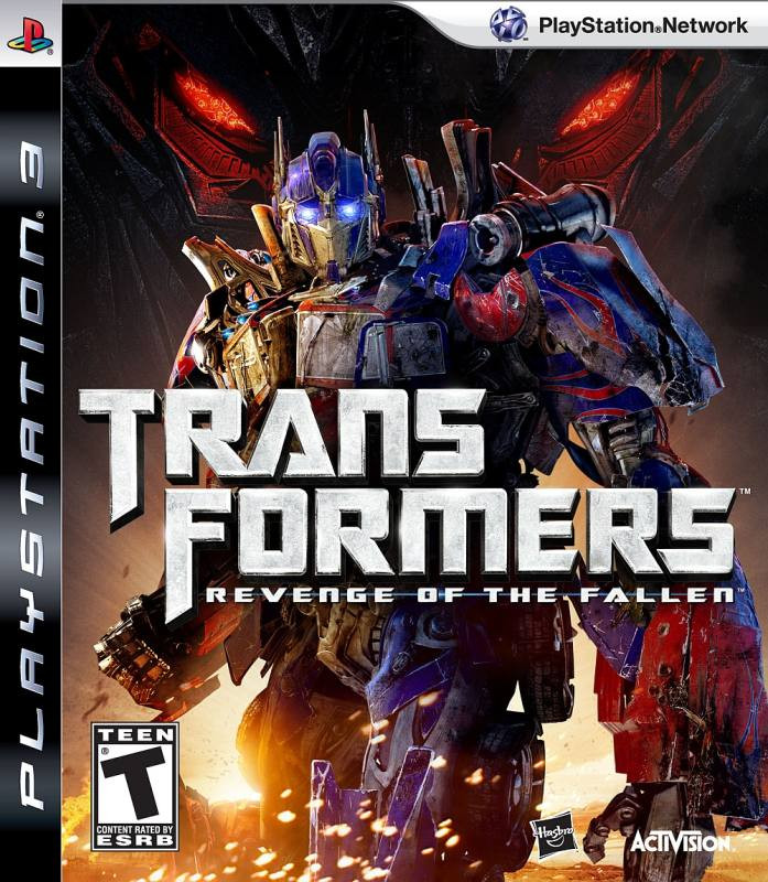 PS3 Transformers - Revenge of the Fallen