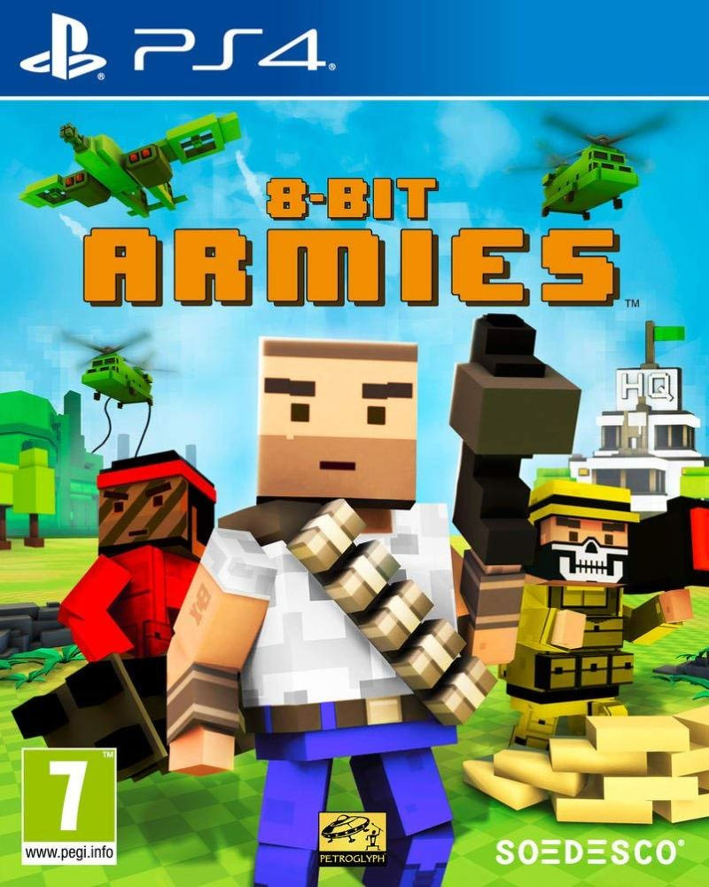 PS4 8Bit Armies