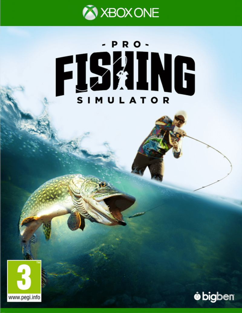 XBOX ONE Pro Fishing Simulator