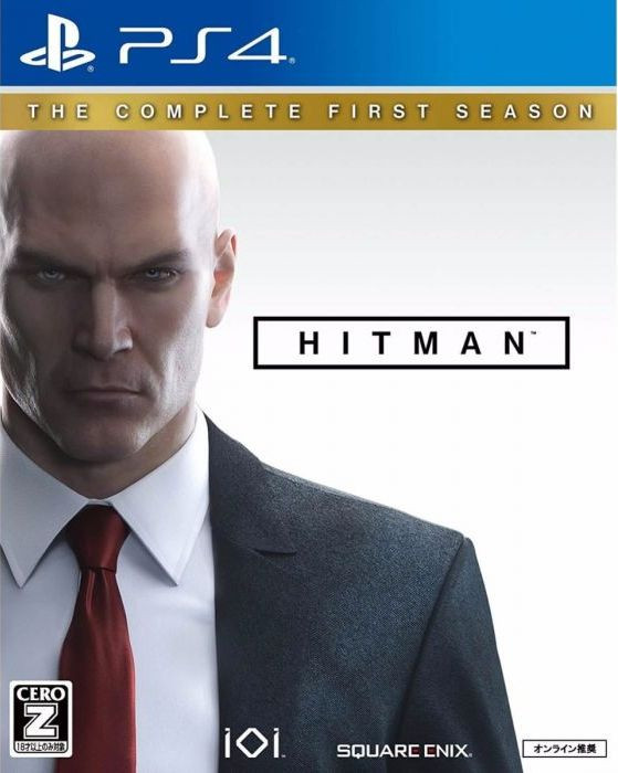 PS4 Hitman - The Complete First Season