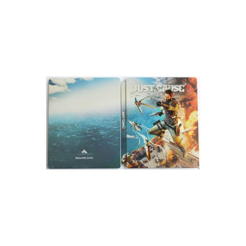 PS4 Just Cause 3 Steelbook