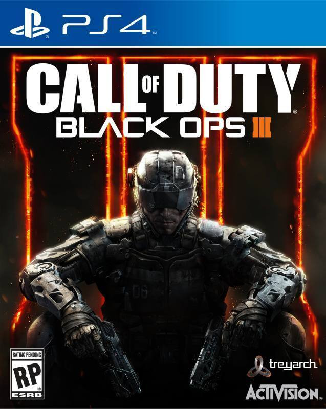 PS4 Call of Duty - Black Ops 3