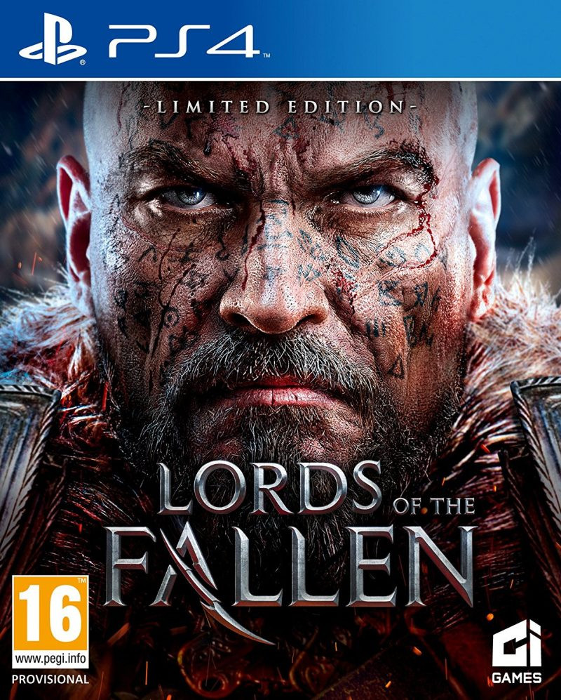 PS4 Lords Of the Fallen Limited Edition