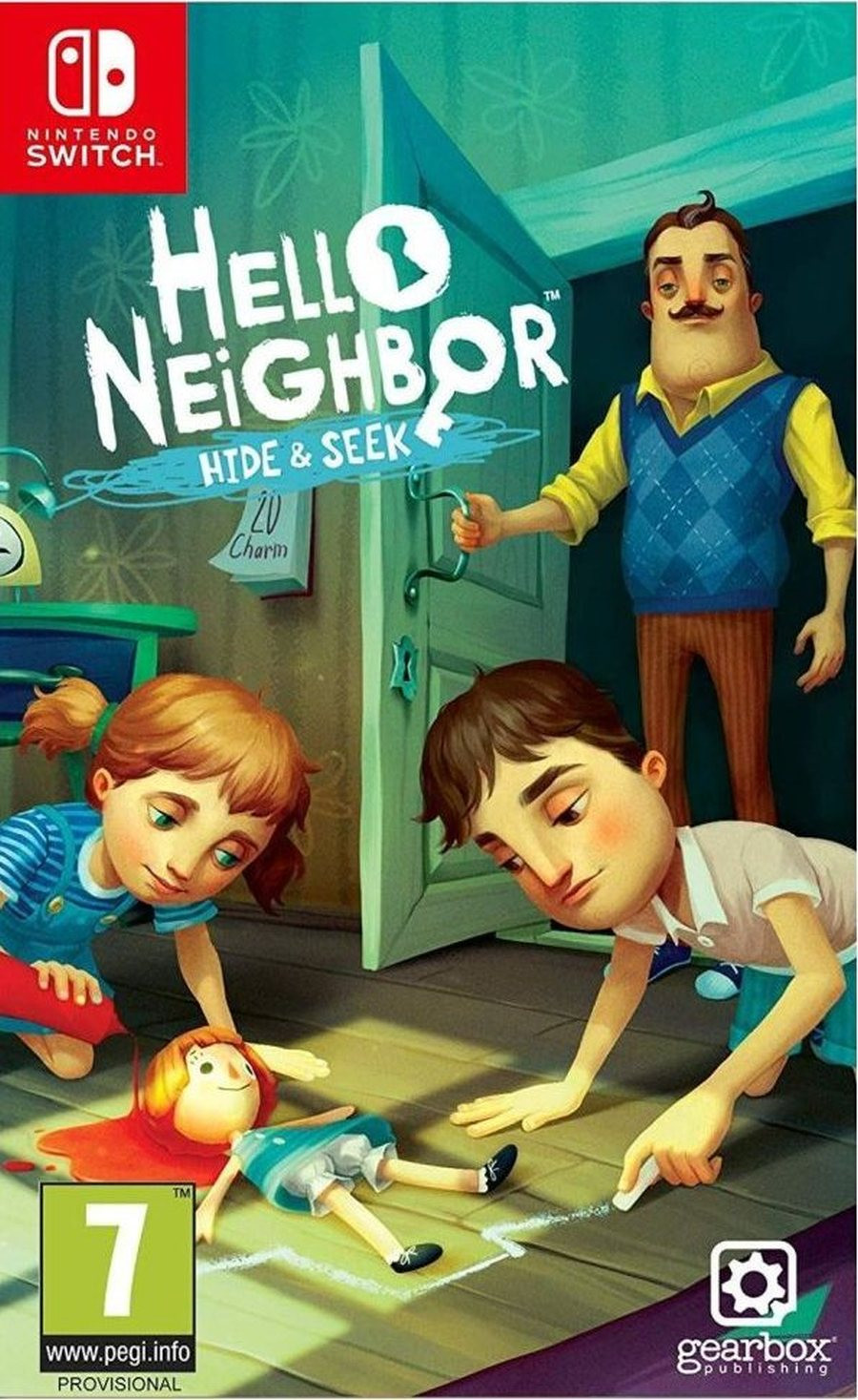 SWITCH Hello Neighbor - Hide And Seek