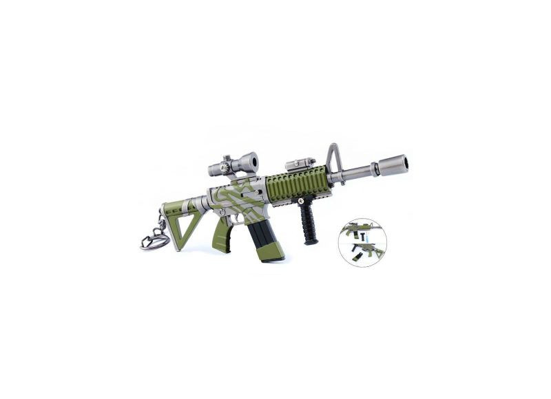 Privezak Fortnite Assault Rifle Thermal 17 cm