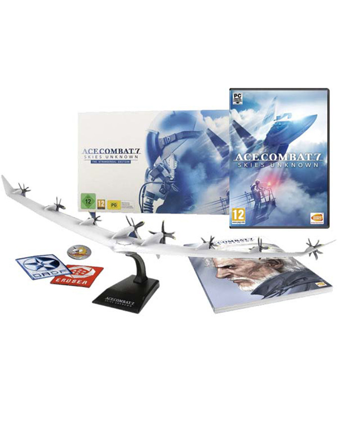 PCG Ace Combat 7 Collectors Edition