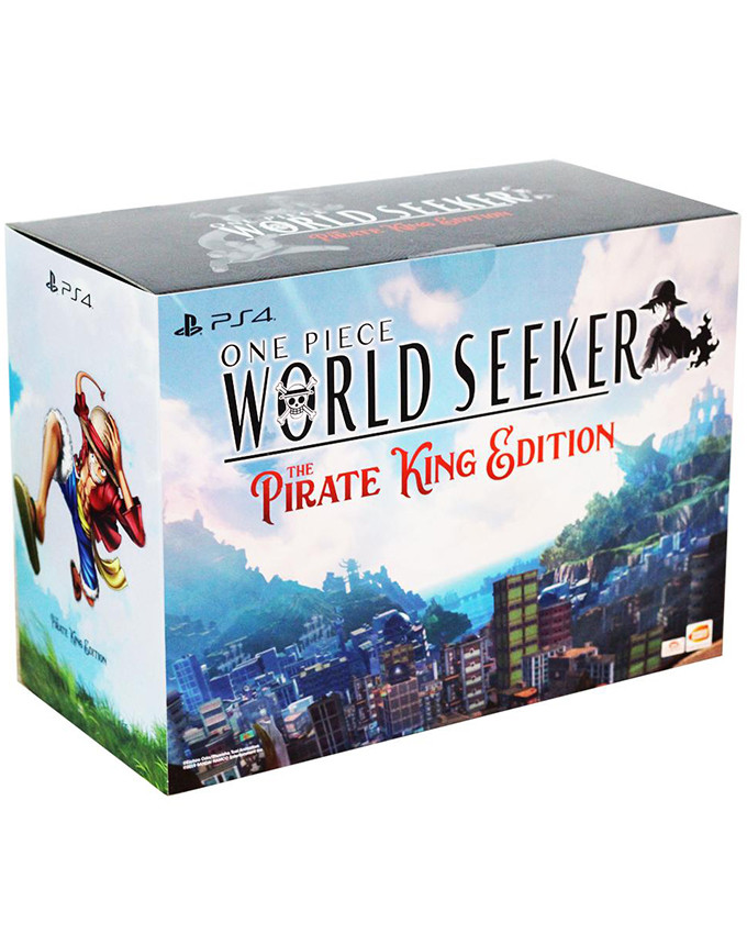 XBOX ONE One Piece World Seeker Collectors Edition
