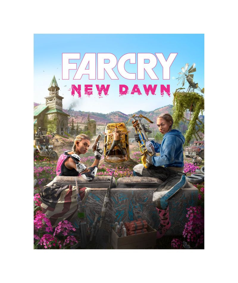PCG Far Cry New Dawn