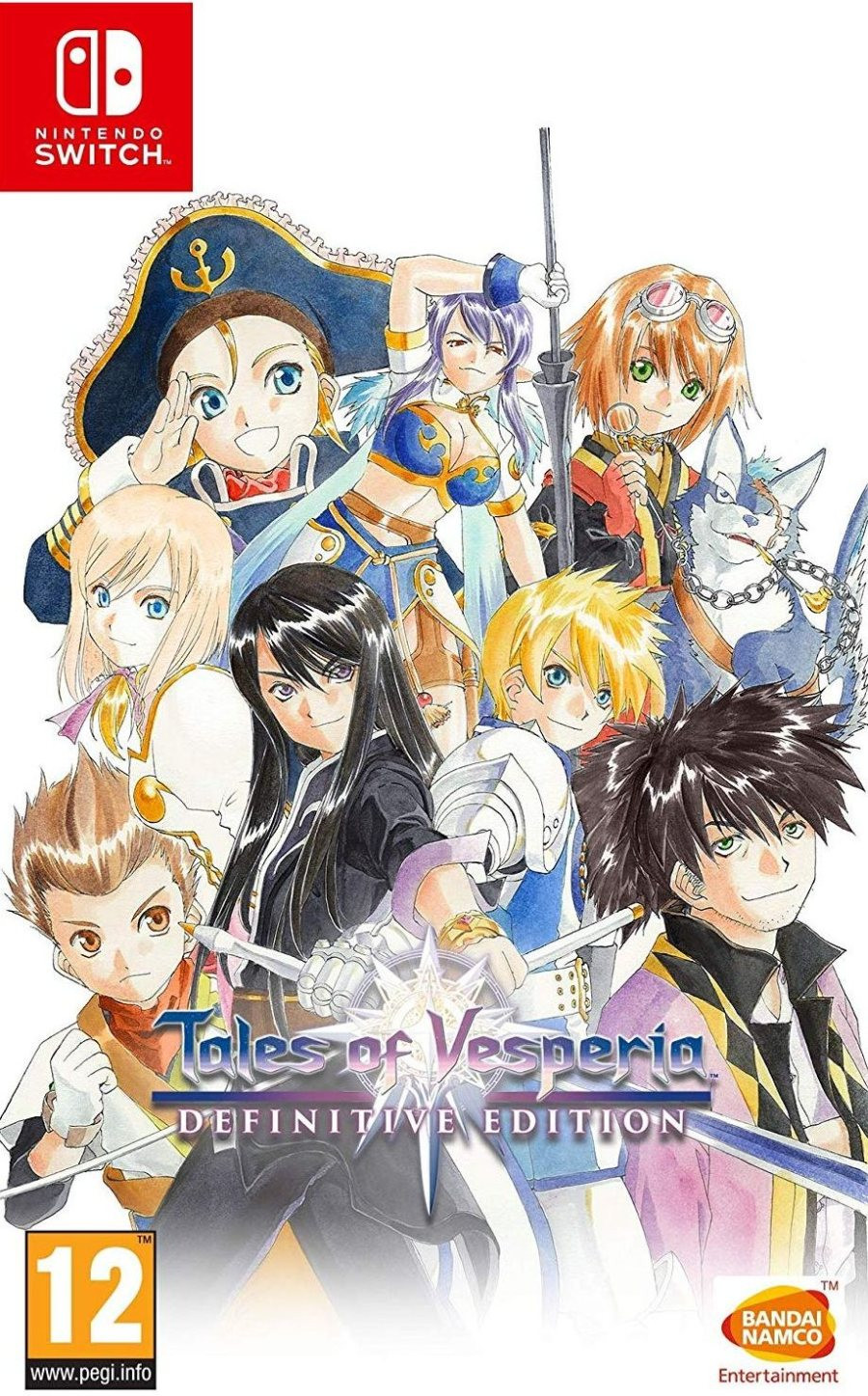 SWITCH Tales Of Vesperia - Definitive Edition