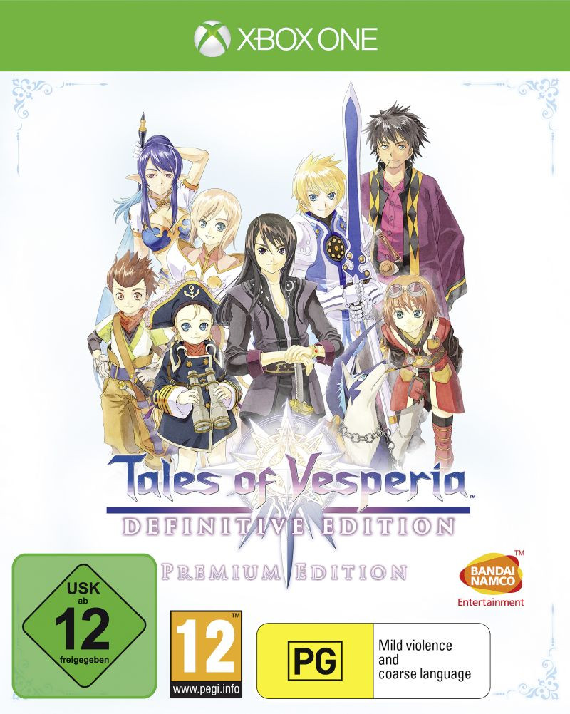 XBOX ONE Tales Of Vesperia - Premium Edition