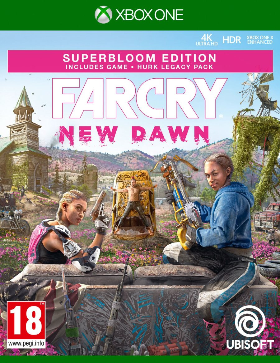 XBOX One Far Cry New Dawn - Superbloom Edition