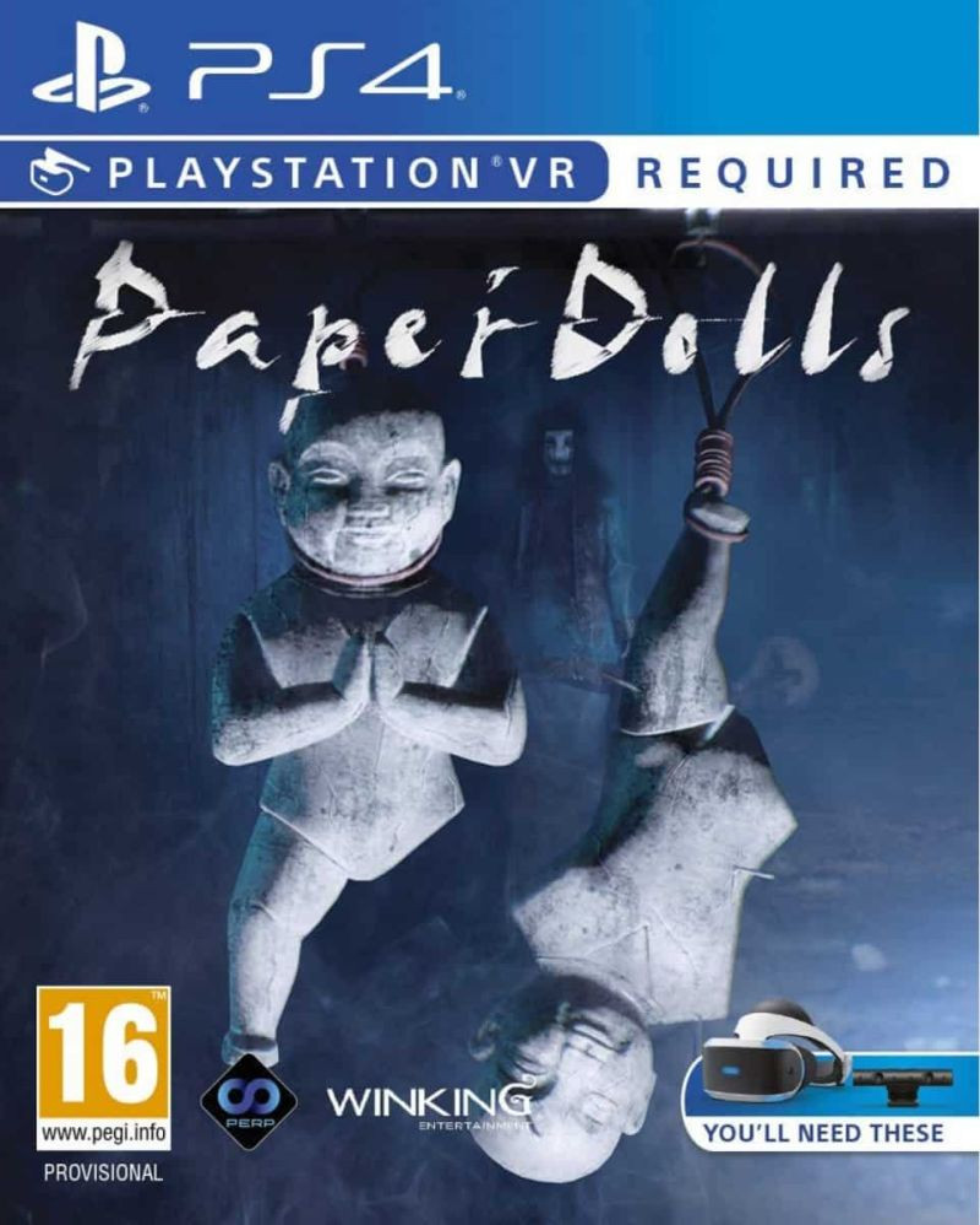 PS4 Paper Dolls VR