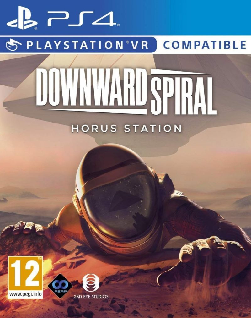 PS4 Downward Spiral Horus Station VR