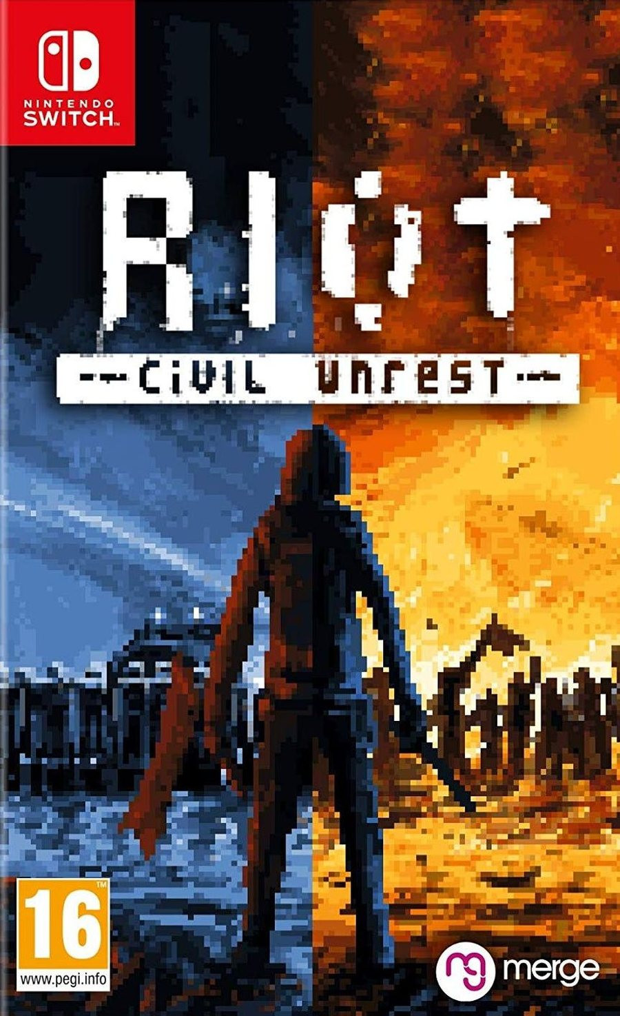 SWITCH RIOT - Civil Unrest