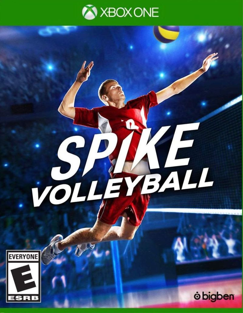 XBOX ONE Spike Volleyball