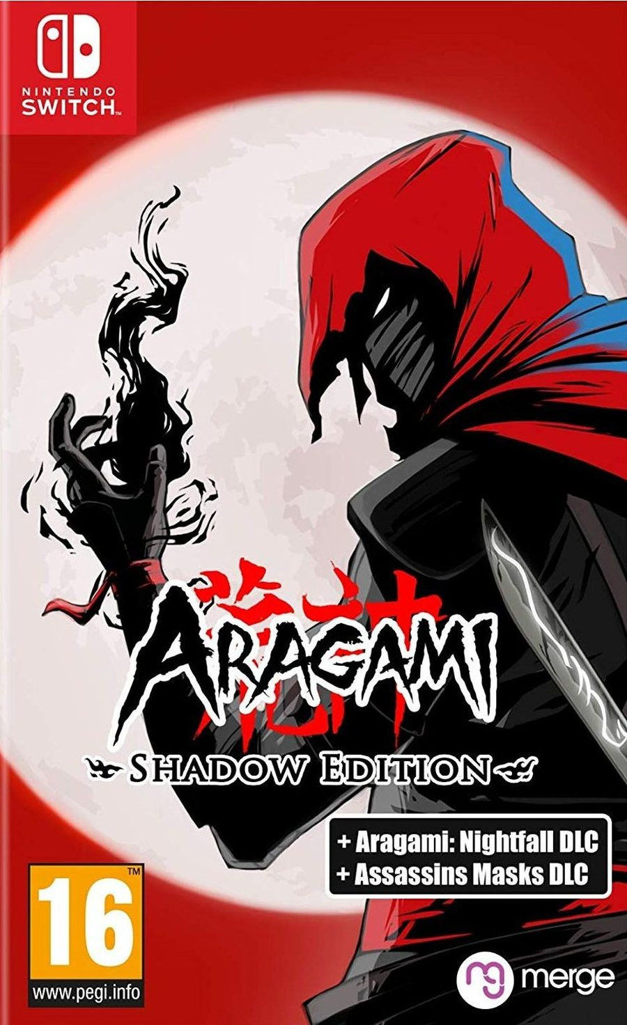 SWITCH Aragami - Shadow Edition