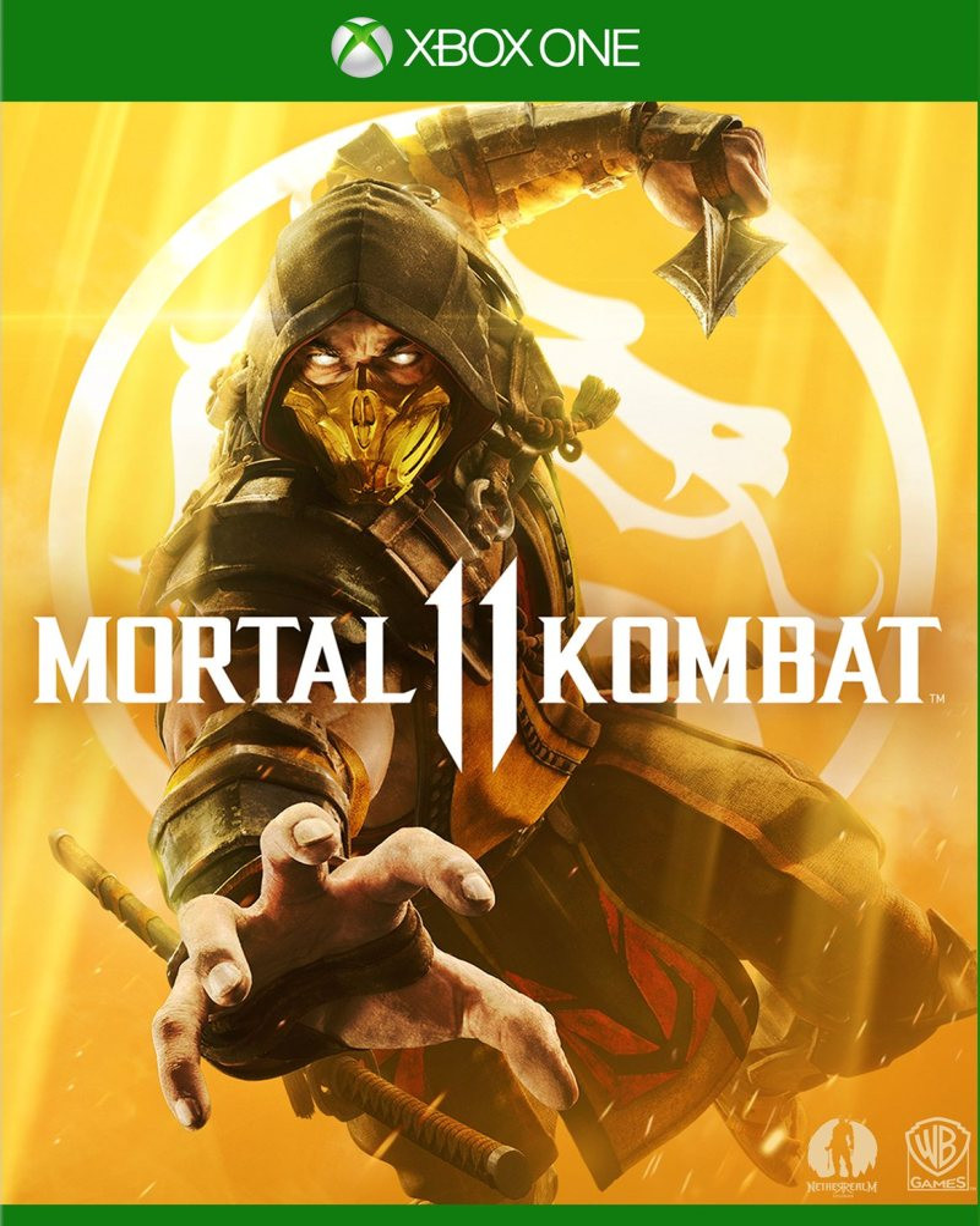 XBOX ONE Mortal Kombat 11