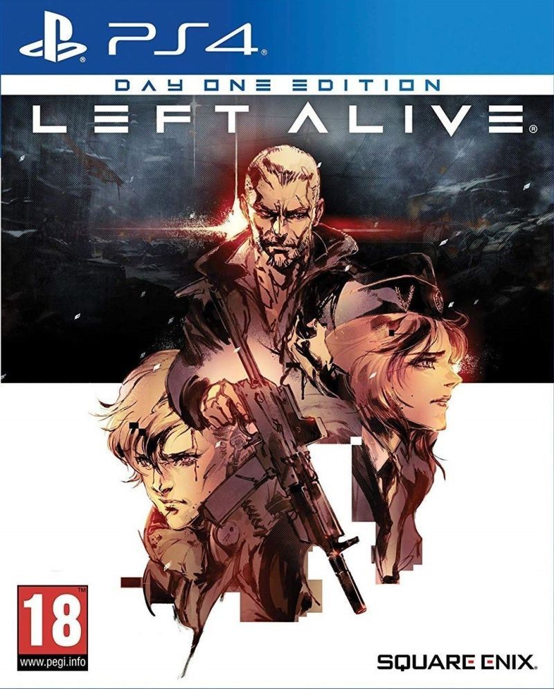PS4 Left Alive