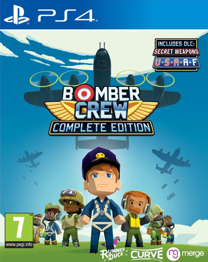PS4 Bomber Crew - Complete Edition