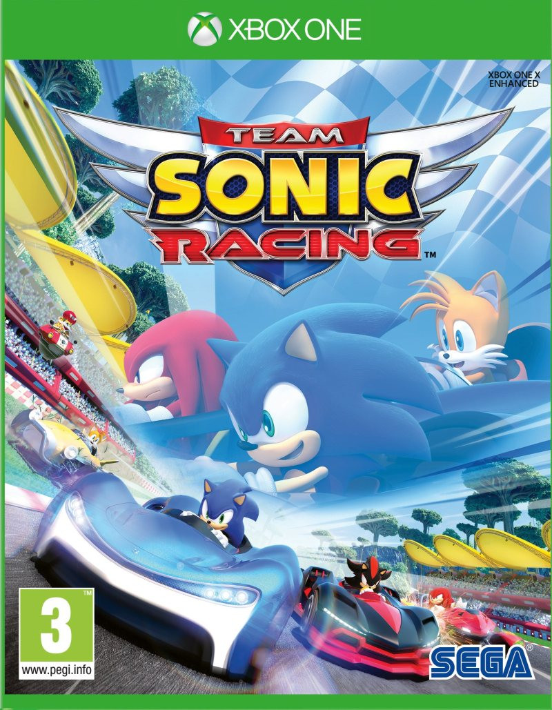 XBOX ONE Team Sonic Racing