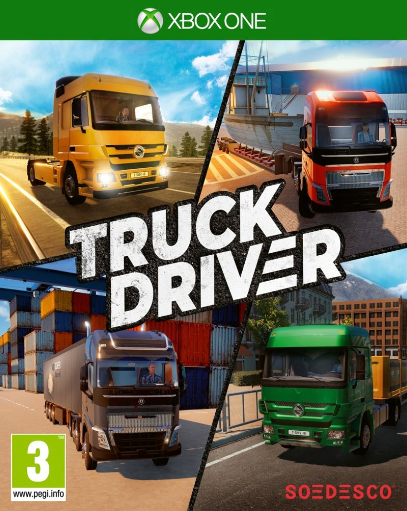 XBOX ONE Truck Driver