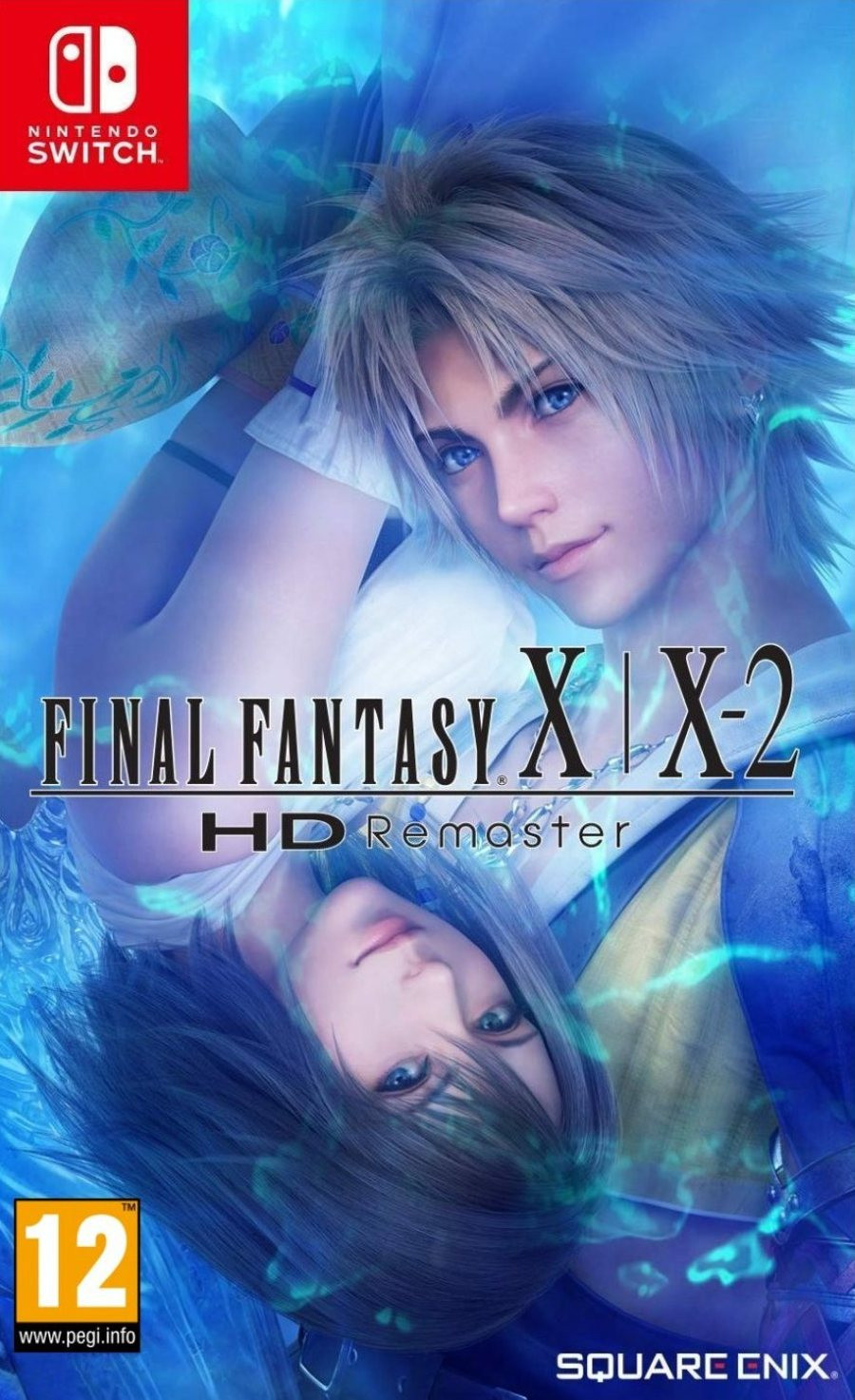 SWITCH Final Fantasy X/X-2 HD