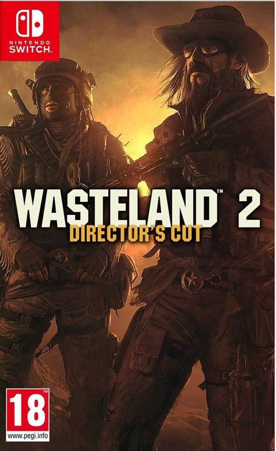 SWITCH Wasteland 2 - Directors Cut