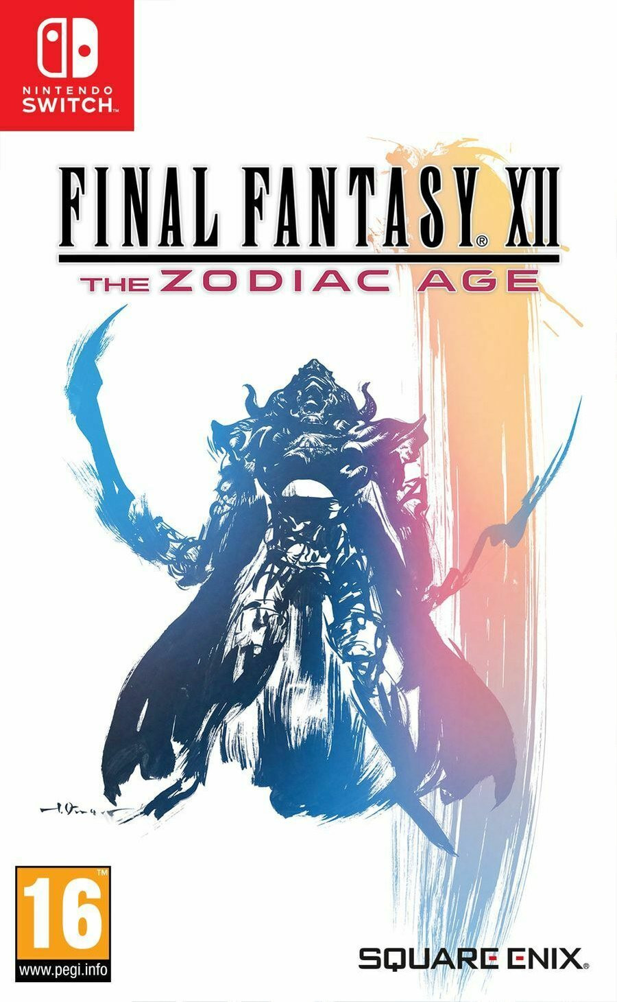 SWITCH Final Fantasy XII - The Zodiac Age