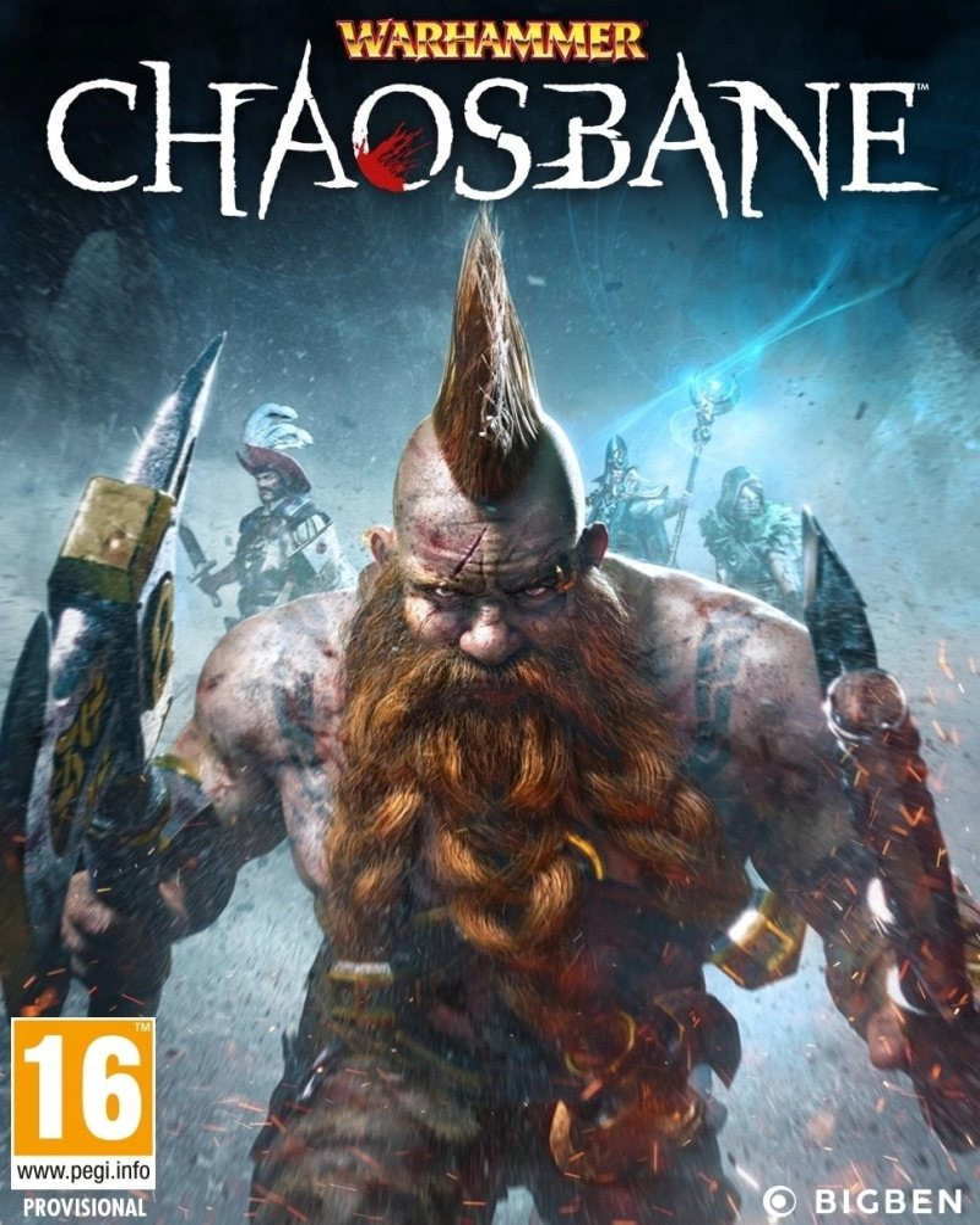 PCG Warhammer Chaosbane