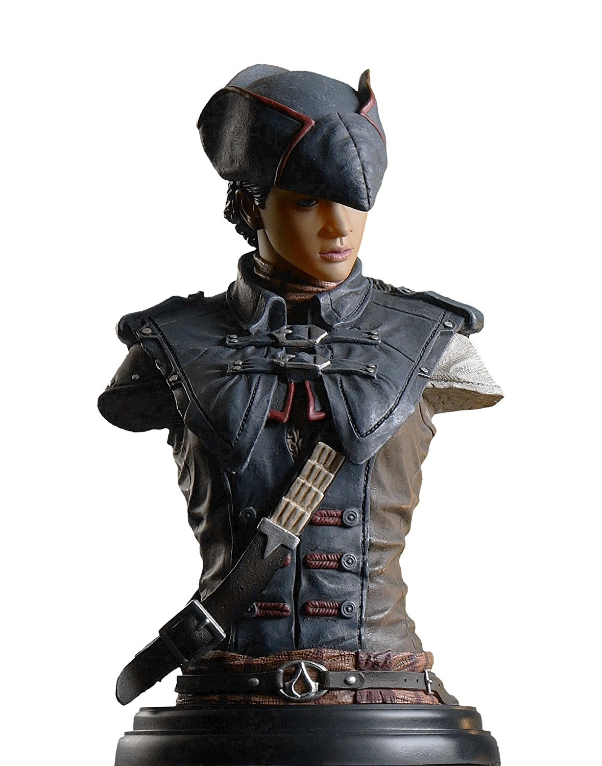 Figura Assassins Creed Liberation Aveline Legacy Collection Bust 19 cm