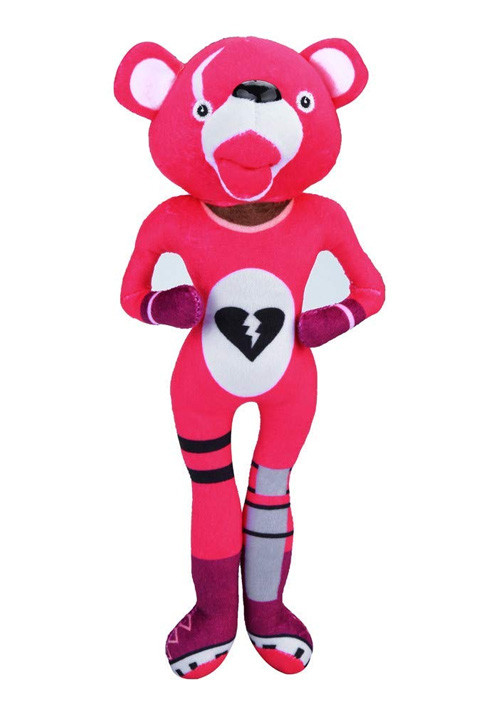 Figura Fortnite Plush 30cm Pink Bear