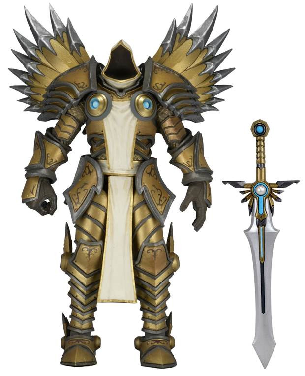 Figura Heroes of the Storm AF 18 cm S2 Tyrael Archangel of Justice