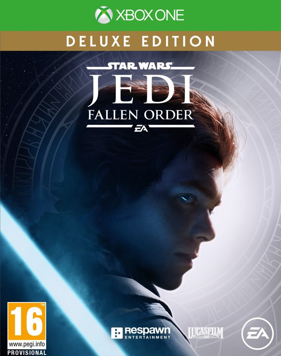 XBOX ONE Star Wars - Jedi Fallen Order - Deluxe Edition