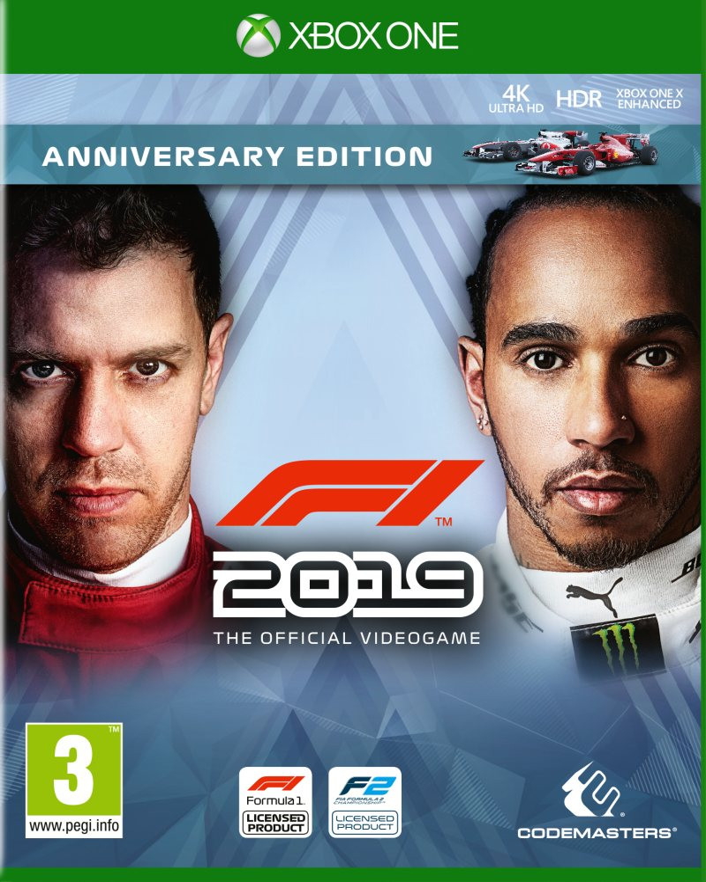 XBOX ONE F1 2019 - Anniversary Edition - Formula 1 2019