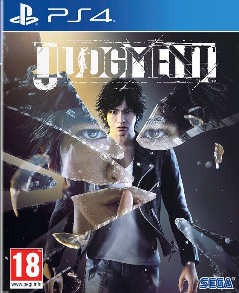 PS4 Judgment - Day 1 Edition