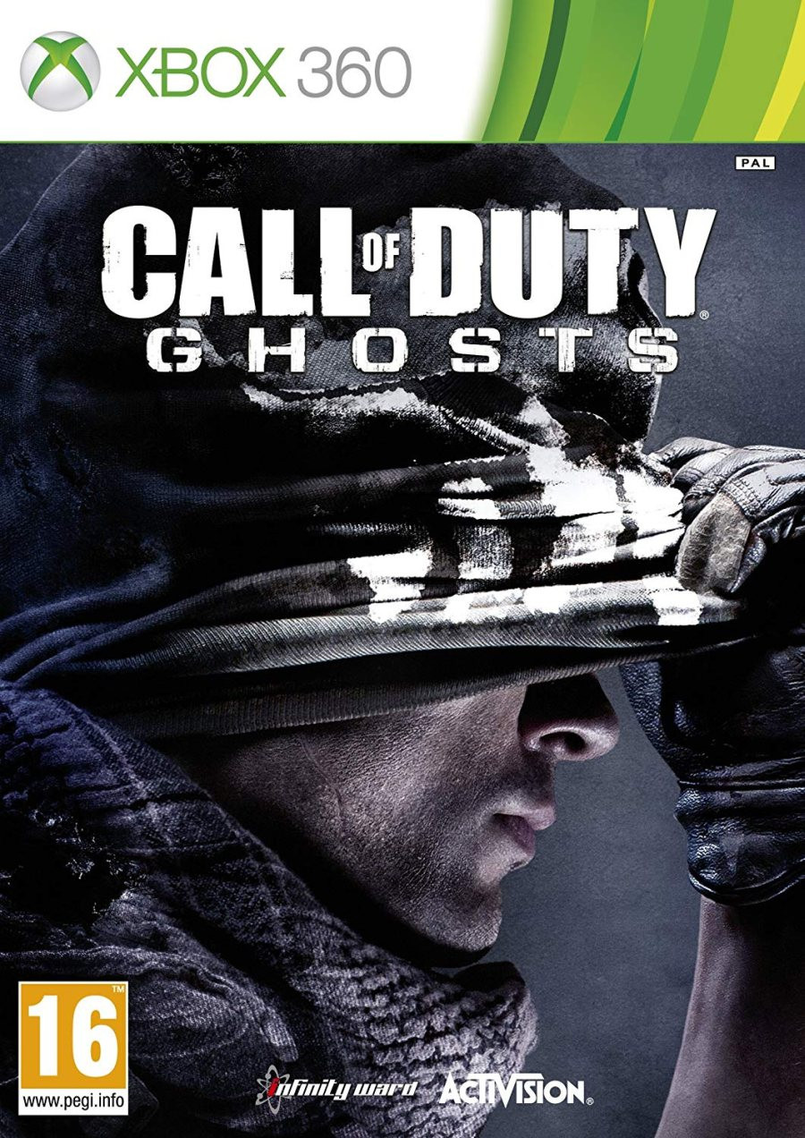 XBOX 360 Call of Duty - Ghosts