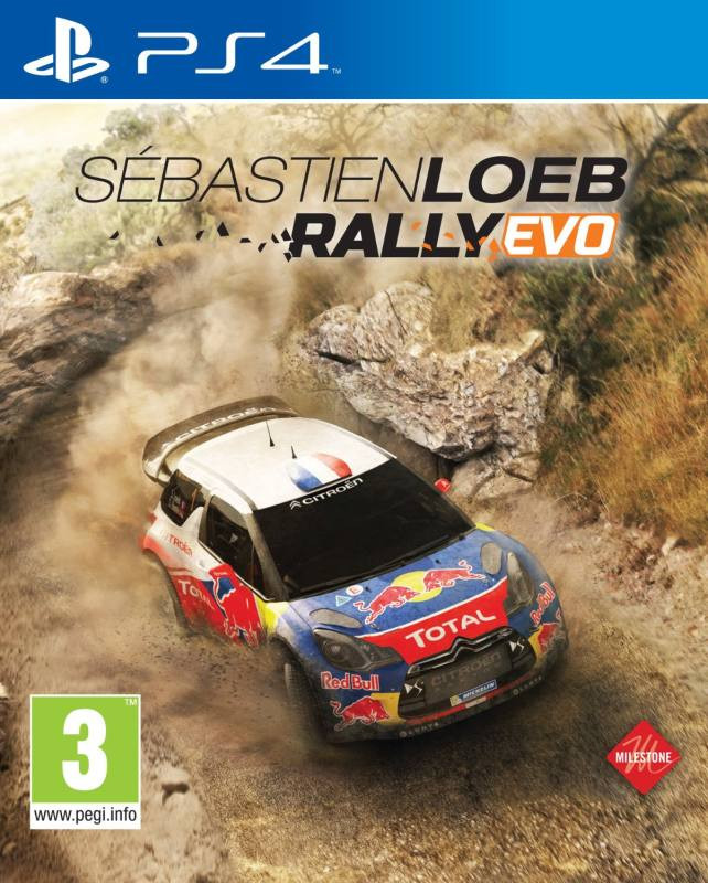 PS4 Sebastian Loeb Rally